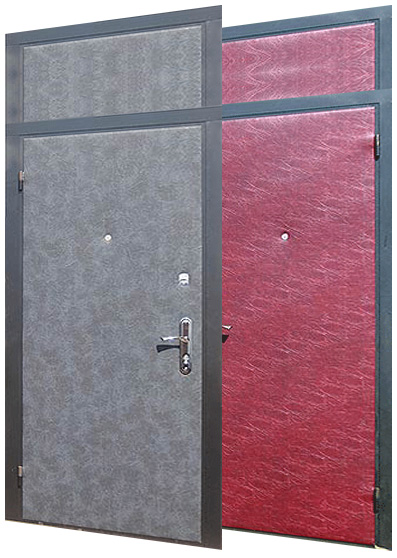 тамбурная металлическая дверь фирмы организации установка цены