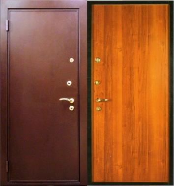 двери входные 160