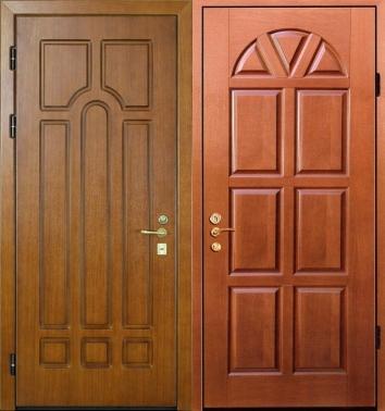 двери железные входные 170