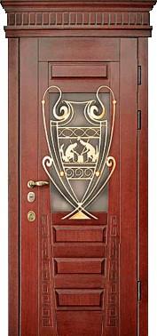 эксклюзивные железные двери на заказ
