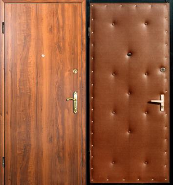 дверь входная металлическая с шумоизоляцией в красногорске