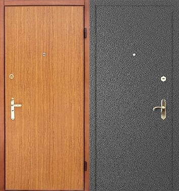 купить входную дверь с ламинатом порошковым покрытием