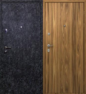 железные двери с порошковым напылением ламинат