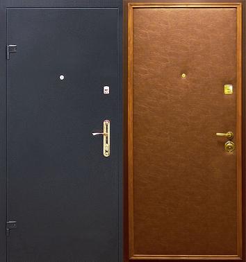 входная дверь нитроэмаль