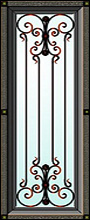 образцы ковки на железные двери